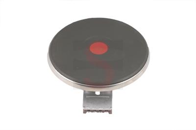 Comprar Placa Blindada Cocina Electrica 2000w 180 Mm